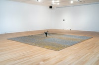Installation view: <em>Harold Mendez: The years now</em>, Logan Center Gallery, University of Chicago, 2020. Installation view in the Logan Center Gallery, University of Chicago. Photo: Robert Chase Heishman.