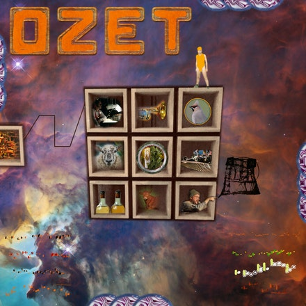 Welcome to OZET. Photo: Aaron Meicht.