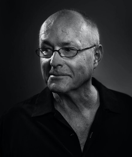 Playwright Mac Wellman. Photo: Bronwen Sharp.