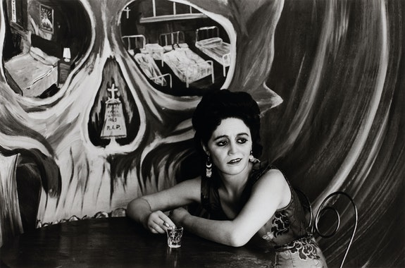 Graciela Iturbide, <em>Mexico City</em>, 1969-72. Gelatin silver print, 6 3/4 x 10 1/4 inches. Collection of Daniel Greenberg and Susan Steinhauser. © Graciela Iturbide. Courtesy Museum of Fine Arts, Boston.