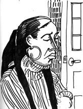 <i>Illustration by Bill Batson.</i>