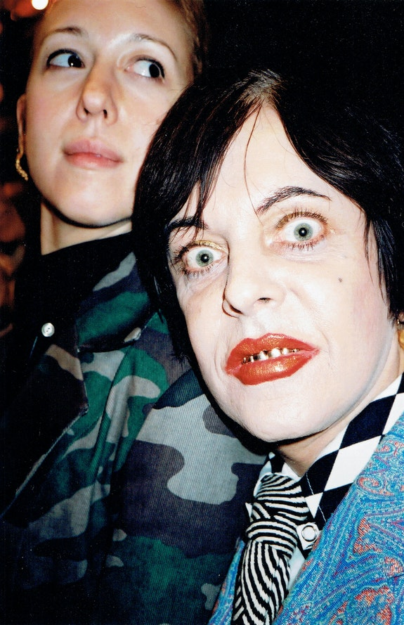 Lady Jaye and Genesis Breyer P-Orridge, 2002, courtesy the author.