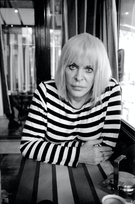 Genesis Breyer P-Orridge, Paris, 2008. © Carl Abrahamsson.