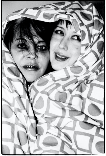 Genesis and Lady Jaye Breyer P-Orridge, New York, 2004. © Carl Abrahamsson.