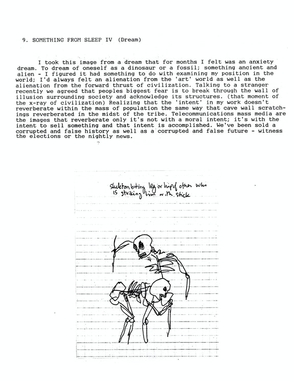 Courtesy of Primary Information, the Estate of David Wojnarowicz, and P.P.O.W.