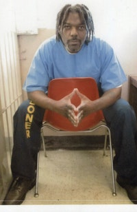 Tim Young. Photo: San Quentin Prison.