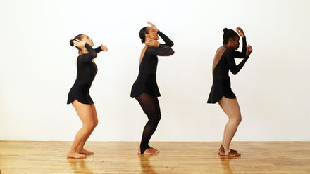 Xaviera Simmons,<em> Number 17</em>, 2017, Performance Still. Courtesy the artist and David Castillo Gallery.