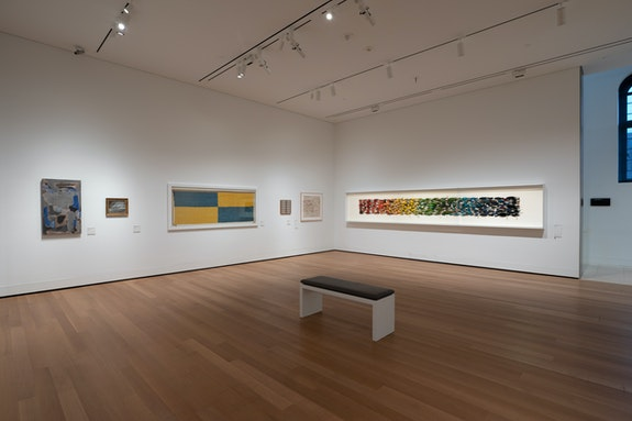 Installation view, <em>James Prosek: Art, Artifact, Artifice</em>, Yale University Art Gallery. Photo: Jessica Smolinski