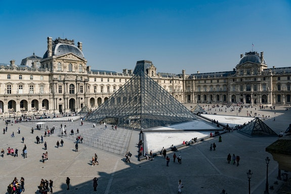 The Louvre. Photo: © 2019 Olivier Ouadah.