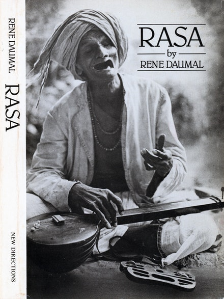 Rene Daumal, <wem>Rasa, or Knowledge of the Self</em>. Translated by Louise Landes Levi. New Directions, 1982