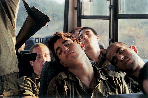 "Adi Nes, Untitled, from the series ""Soldiers,"" 1999. Courtesy Adi Nes & Praz-Delavallade Paris, Los Angeles."