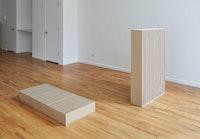 Installation view: <em>Nick Raffel: plenum</em>, Regards Gallery, Chicago, 2020. Courtesy the artist and Regards, Chicago. Photo: Brian Griffin.