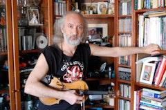 Sergey Ryabtsev, violinist for Gogol Bordello