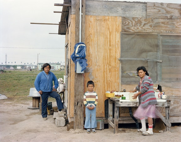 South Texas, January 1983 © Joel Sternfeld