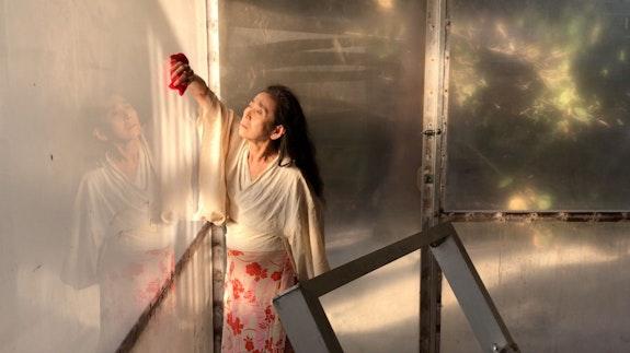 Eiko Otake,<em> Room</em>, 2017, film still, shot by DonChristian Jones.