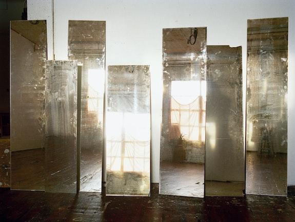 Cortney Andrews, <em>Mirrors</em>, 2013. C-print, 40 x 53 inches. Courtesy the artist.