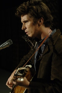 Christian Bale as Jack in <i>I'm Not There</i>. Photo courtesy of Jonathan Wenk/TWC 2007.