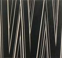 David Rhodes, <em>Untitled 20.5.20</em>, 2020. Acrylic on canvas, 25 x 27 inches.
