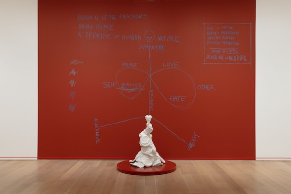 Installation view: <em>Gregg Bordowitz: I Wanna Be Well</em>, Art Institute of Chicago, 2019. Courtesy the artist.