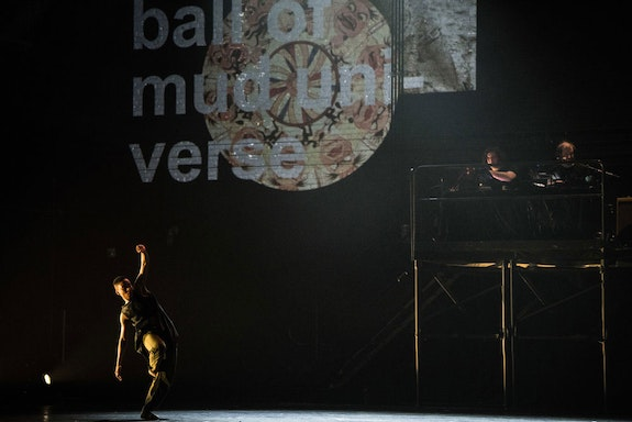 <em>Come Through</em>, Tu Dance and Bon Iver. Photo: Jayme Halbritter