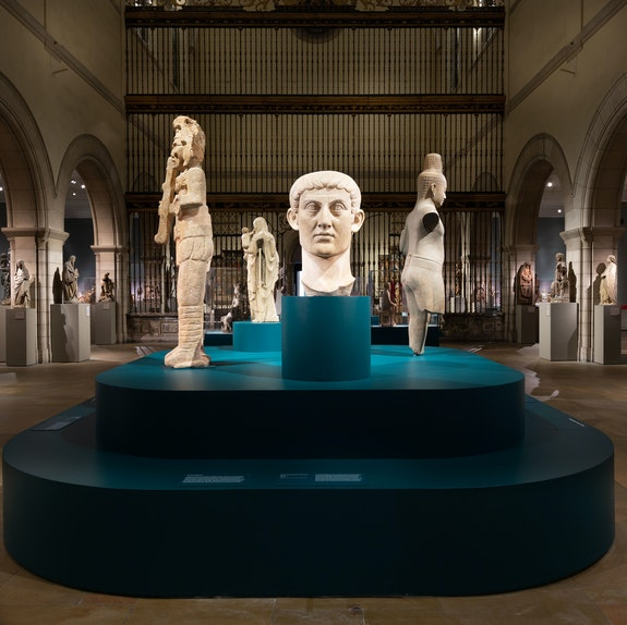 Installation view: <em>Crossroads</em>, the Metropolitan Museum of Art. Courtesy the Metropolitan Museum of Art, New York.