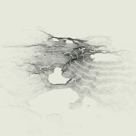 Kjetil Golid, <em>Curvescape VI</em>, 2020. Courtesy Kate Vass Galerie.