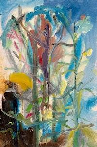Ashley Garrett, <em>Nunc</em>, 2020. Courtesy September Gallery, Hudson, NY.