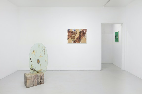Installation view: <em>Vantage Points</em>, GRIMM, New York, 2020. Courtesy the artists and GRIMM Amsterdam | New York. Photo: Pierre Le Hors.