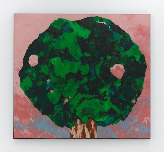 Harold Ancart, <em>Untitled</em>, 2020. © Harold Ancart / SABAM, Brussels. Courtesy the artist and David Zwirner.
