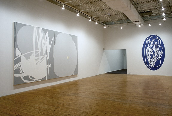 Installation view: <em>Jeff Elrod: Analog</em>, Texas Gallery, Texas, 1997. Courtesy the artist and Texas Gallery.