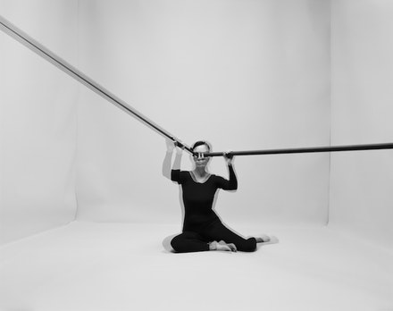 Gina Osterloh, <em>Pressing Against Looking, Movement</em>, 2019. Courtesy Higher Pictures Generation, New York.