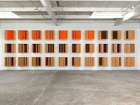 Donald Judd, <em>Untitled</em>, 1986. © Judd Foundation / Artists Rights Society (ARS), New York. Courtesy Judd Foundation and David Zwirner.