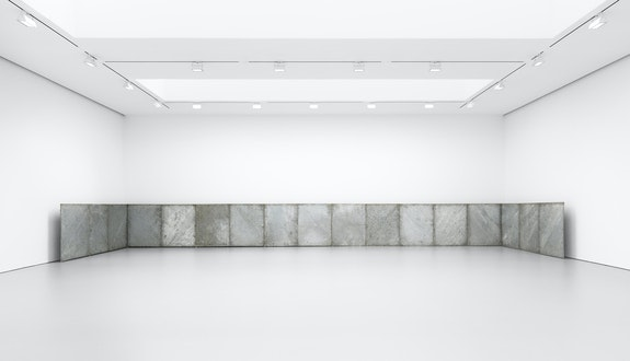 Donald Judd, <em>Untitled</em>, 1970. © Judd Foundation / Artists Rights Society (ARS), New York. Courtesy Judd Foundation and David Zwirner.