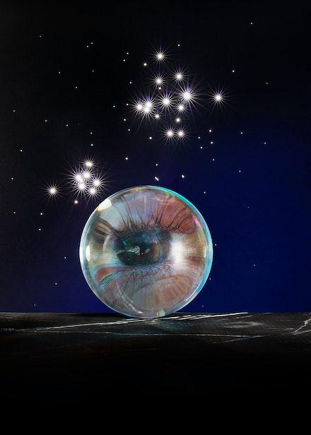 Hannah Whitaker, <em>The Eye</em>, 2019. © Hannah Whitaker and Image Text Ithaca.