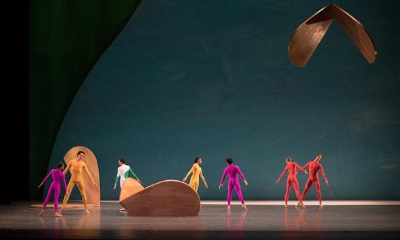 Scene from <em>Garden Blue</em>. Photo: Rosalie O'Connor. Courtesy American Ballet Theatre.