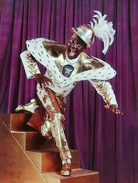 "Bill ""Bojangles"" Robinson in the Hot Mikado."