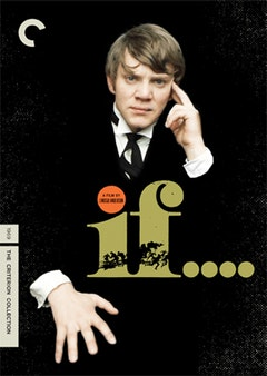 DVD cover of <i>If...</i>. Photo courtesy of Criterion.