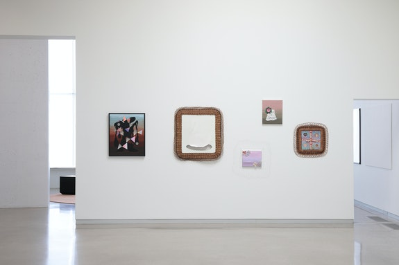 Installation view: <em>Fernanda Laguna: As Everybody</em> at the Institute for Contemporary Art at Virginia Commonwealth University, 2020. Photo: David Hale.