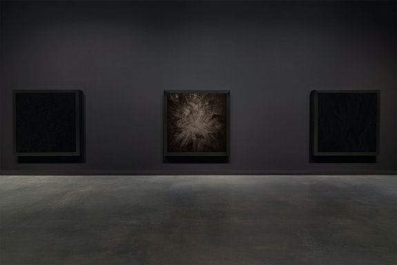 Installation view: <em>Tara Donovan: Intermediaries</em>, Pace Gallery, New York, 2021. Courtesy Pace Gallery.