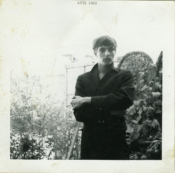 Lewis in San Francisco, 1963. Photo: Liam O'Gallagher.