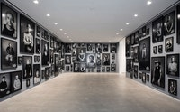 Installation view: <em>Shirin Neshat: Land of Dreams</em>, Gladstone Gallery, New York, 2021. Courtesy the artist and Gladstone Gallery, New York and Brussels.