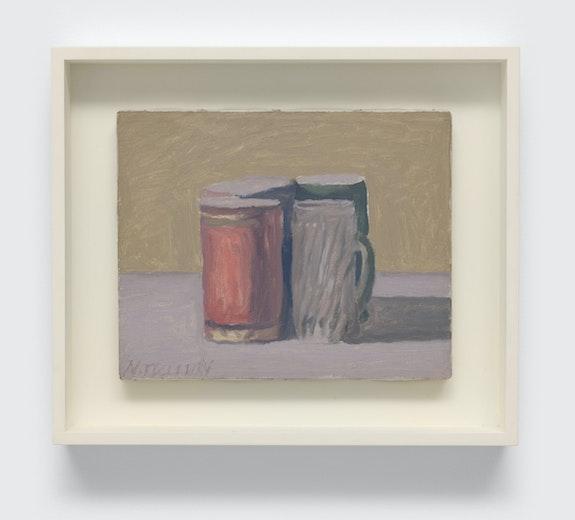 Giorgio Morandi, <em>Natura morta (Still Life)</em>, 1959. © Artists Rights Society (ARS), New York/SIAE, Rome. Courtesy David Zwirner.