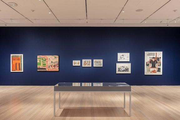 Installation view: <em>Engineer, Agitator, Constructor: The Artist Reinvented</em>, The Museum of Modern Art, New York, December 13, 2020–April 10, 2021. © 2020 The Museum of Modern Art. Photo: Robert Gerhardt.