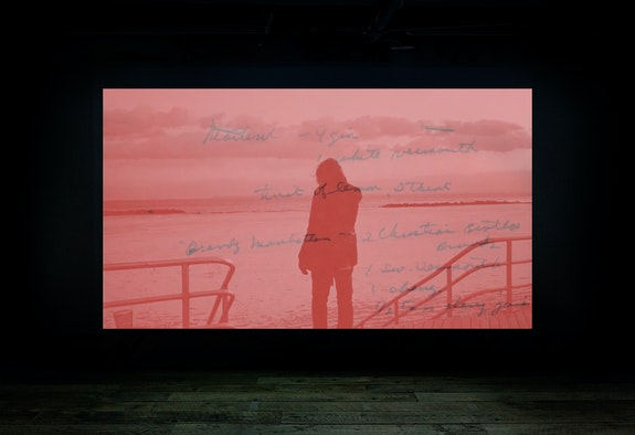 Installation view: <em>TR Ericsson: Pale Fires</em>, TOTAH, New York, 2021. Courtesy TOTAH.