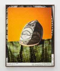 "David Alekhuogie, <em>WE 410/2 ""A Reprise"" </em>, 2020. Courtesy Yancey Richardson, New York."