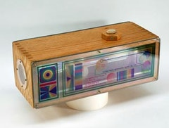GWP/FSRG: Unified Health Enhancement System, 2004. Wood, plastic, unidentified metal; 5