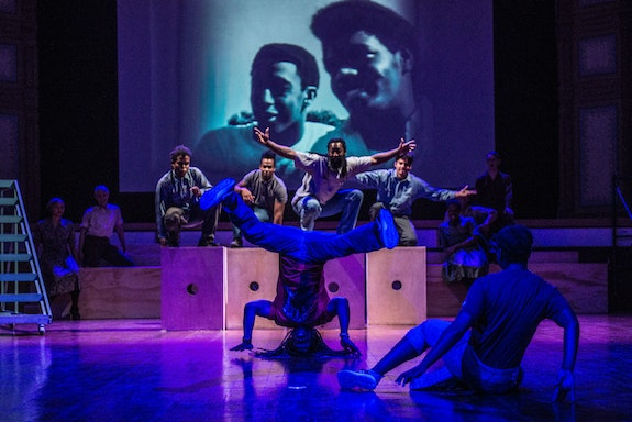 <em>Picture Bayview Hunters Point</em>, Zaccho Dance Theatre, 2018. Photo: Austin Forbord.