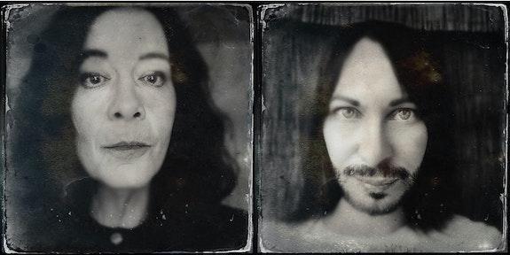 Left: Luc Sante. Right: Adele Bertei. Photos courtesy the authors.