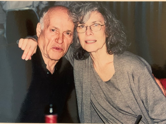 Marty Greenbaum and Eileen Mislove, 2009. Courtesy the author.