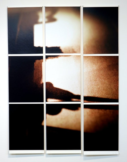 Maureen Catbagan's <em>Lights, Tunnels, Passages and Shadows</em>. Photo courtesy of CBA.
